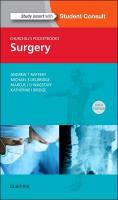Churchill's Pocketbook of Surgery 5th Revised edition