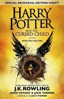 Harry Potter and the Cursed Child - Parts One and Two (Special Rehearsal   Edition): The Official Script Book of the Original West End Production, Parts I & II
