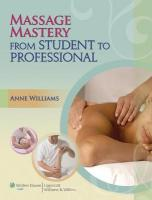 Massage Mastery: From Student to Professional