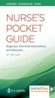 Nurse's Pocket Guide: Diagnoses, Prioritized Interventions and Rationales 15th Revised edition