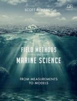 Field Methods in Marine Science: From Measurements to Models