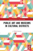 Public Art and Museums in Cultural Districts