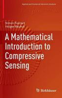 Mathematical Introduction to Compressive Sensing