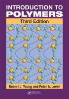 Introduction to Polymers 3rd New edition