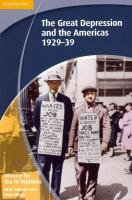 History for the IB Diploma: The Great Depression and the Americas 1929-39, History for the IB Diploma: The Great Depression and the Americas 1929-39