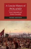 Concise History of Poland 3rd Revised edition