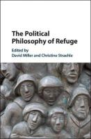 Political Philosophy of Refuge