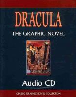 Dracula : Classical Comics Reader AUDIO CD ONLY New edition