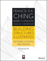 Building Structures Illustrated: Patterns, Systems, and Design 2nd Edition