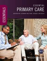 Essential Primary Care