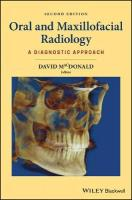 Oral and Maxillofacial Radiology: A Diagnostic Approach 2nd Edition
