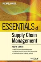 Essentials of Supply Chain Management 4th Edition
