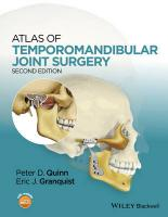 Atlas of Temporomandibular Joint Surgery 2nd Edition