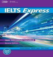 IELTS Express Upper-Intermediate: The Fast Track to IELTS Success International Edition