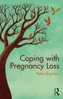 Coping with Pregnancy Loss