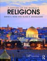 History of the World's Religions 14th New edition