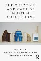 Curation and Care of Museum Collections