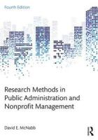 Research Methods in Public Administration and Nonprofit Management 4th New edition