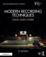 Modern Recording Techniques 9th New edition
