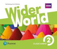 Wider World 2 Class Audio CDs