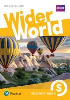 Wider World Starter Students' Book