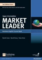 Market Leader 3rd Edition Extra Upper Intermediate Coursebook with DVD-ROM   Pack 3rd edition