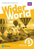 Wider World Starter Workbook with Extra Online Homework Pack