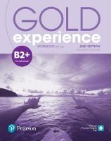 Gold Experience 2nd Edition B2plus Workbook