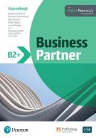 Business Partner B2plus Coursebook and Basic MyEnglishLab Pack