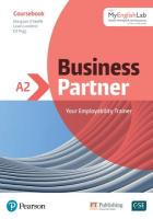 Business Partner A2 Elementary Student Book w/MyEnglishLab, 1e