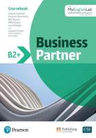 Business Partner B2plus Upper Intermediateplus Student Book with MyEnglishLab, 1e