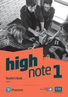 High Note 1 Teacher's Book with PEP Pack