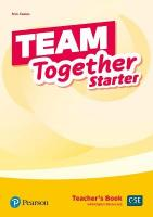 Team Together Starter Teacher's Book with Digital Resources Pack