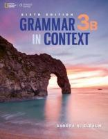 Grammar in Context 3: Split Edition B 6th edition
