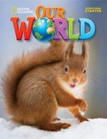 Our World Starter Student Book: British English