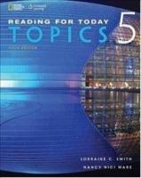 Reading for Today 5: Topics Audio CD 5th edition