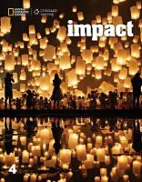 Impact 4 New edition, 4, Student Book