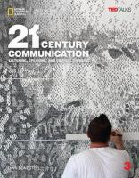21st Century Communication 3: Listening, Speaking and Critical Thinking, 3