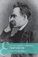 New Cambridge Companion to Nietzsche, The New Cambridge Companion to Nietzsche