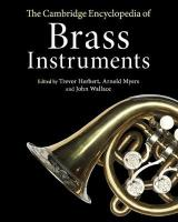 Cambridge Encyclopedia of Brass Instruments