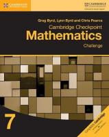 Cambridge Checkpoint Mathematics Challenge Workbook 7, Workbook 7