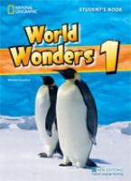 World Wonders 1 with Audio CD, World Wonders 1 with Audio CD Student's Book