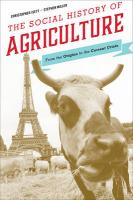 Social History of Agriculture: From the Origins to the Current Crisis