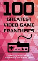 100 Greatest Video Game Franchises