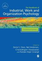 SAGE Handbook of Industrial, Work & Organizational Psychology: V2: Organizational Psychology 2nd Revised edition, Volume 2, Organizational Psychology