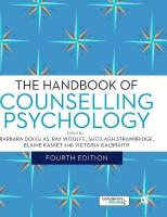 Handbook of Counselling Psychology 4th Revised edition