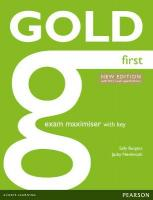 Gold First New Edition Maximiser with Key 2nd Student edition