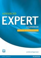 Expert Advanced 3rd Edition Coursebook with CD Pack 3rd edition