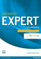 Expert Advanced 3rd Edition Coursebook with Audio CD and MyEnglishLab Pack 3rd edition