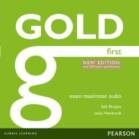 Gold First New Edition Exam Maximiser Class Audio CDs 1st New edition